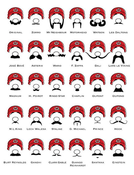 Wondermark » Archive » Six facial-hair taxonomies.