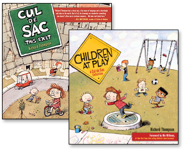 I Read This: Cul De Sac, by Richard Thompson