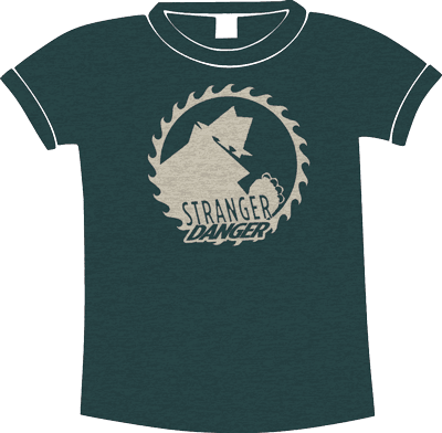 Limited-run T-shirt to benefit our dodgeball team!