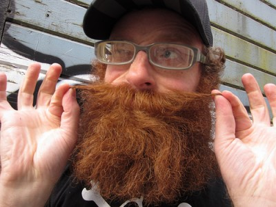 World Beard & Moustache Championships!