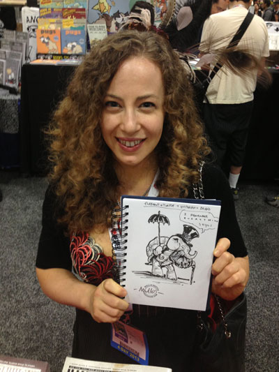 TWO DAYS LEFT for TIHYD! + Signing at Comic-Con!