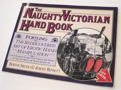 Check out: The Naughty Victorian Hand Book