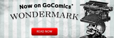 Go Go Wondermark Comics