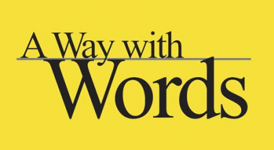 Check out: My segment on the language radio show 'A Way with Words'