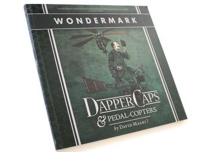 Wondermark in PREVIEWS, and a note on books!