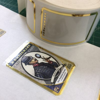 Wondermark Cast Cards Update!