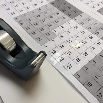 Download: A Free Progressive Calendar for 2019!