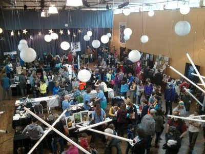 This weekend: Alaska Mini-Con in Juneau!