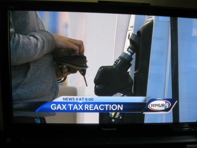 The Gax Tax ?
