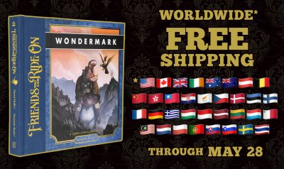 48 hours left for FREE WORLDWIDE SHIPPING